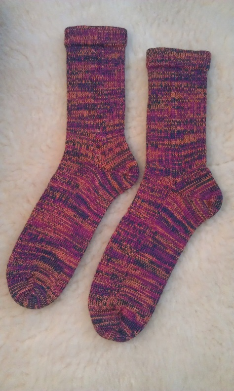 Wool socks #2.