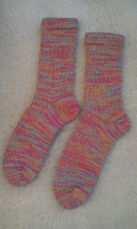 Wool socks #3.