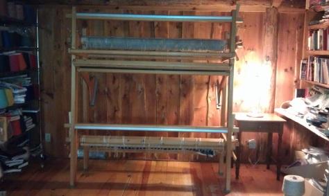 Glimakra Regina rug/tapestry loom.