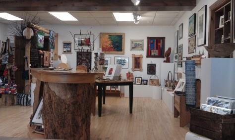 Artistree Gallery, Land O' Lakes, WI