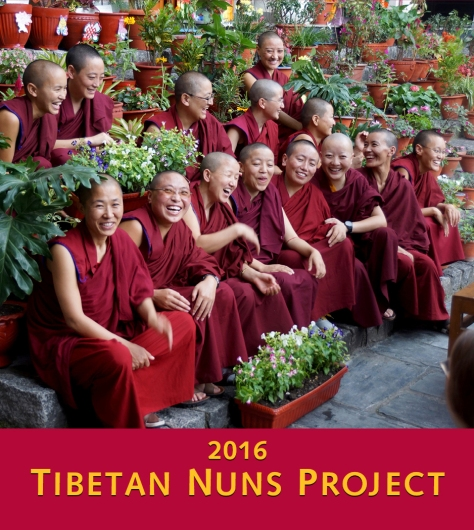 Tibetan Nuns Project photo, provided by and used here with their permission.