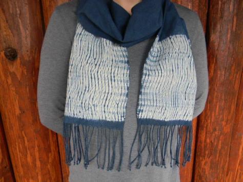 woven-shibori-border-scarf
