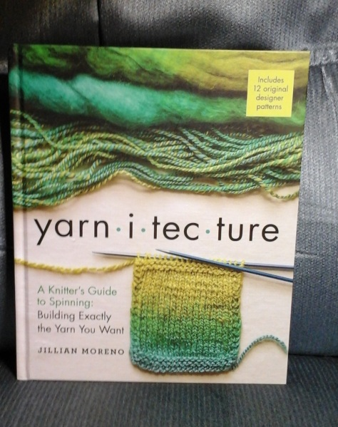 A book for learning how to spin for specific projects.