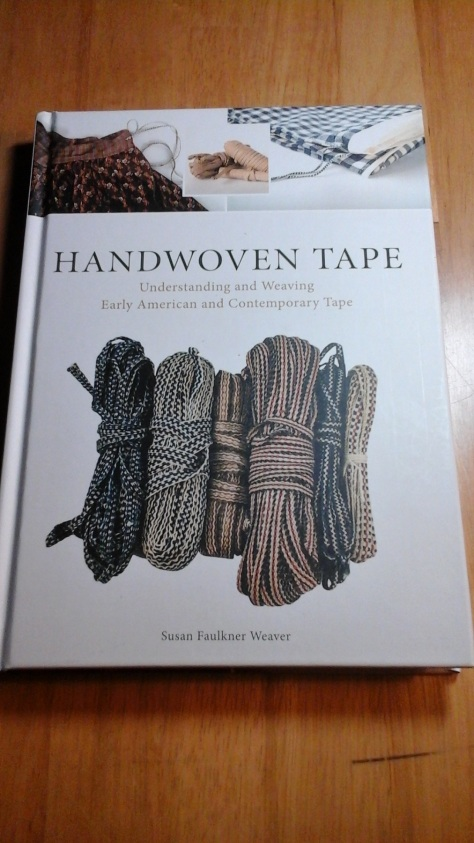 Tape Loom Weaving book.